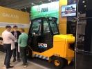 На CeMAT Russia представили электрический погрузчик JCB Teletruk 30-19E с нулевыми выбросами