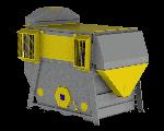 Сепаратор предварительной очистки зерна